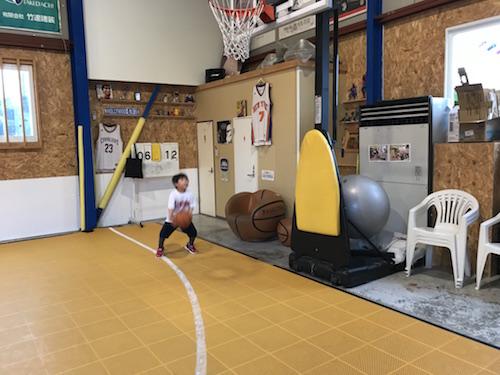 ディーナゲッツ北海道「4歳から習えるバスケスクール」