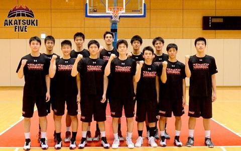 ディーナゲッツ大阪U18日本代表